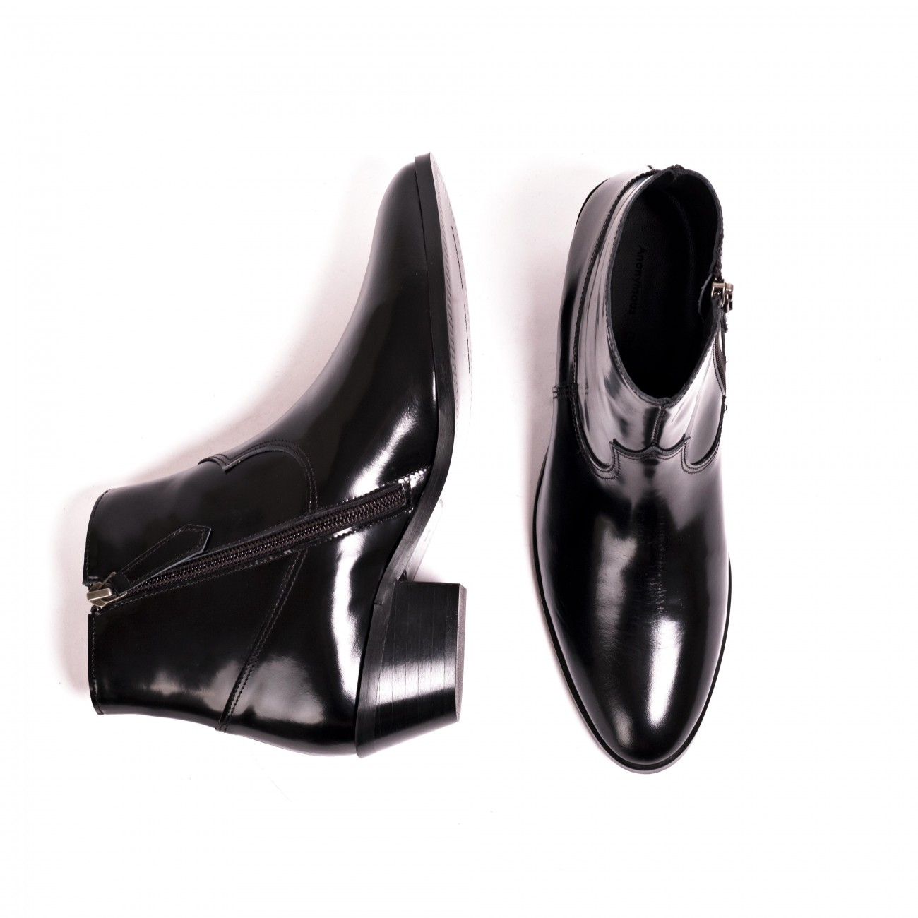 Ranch Black Patent