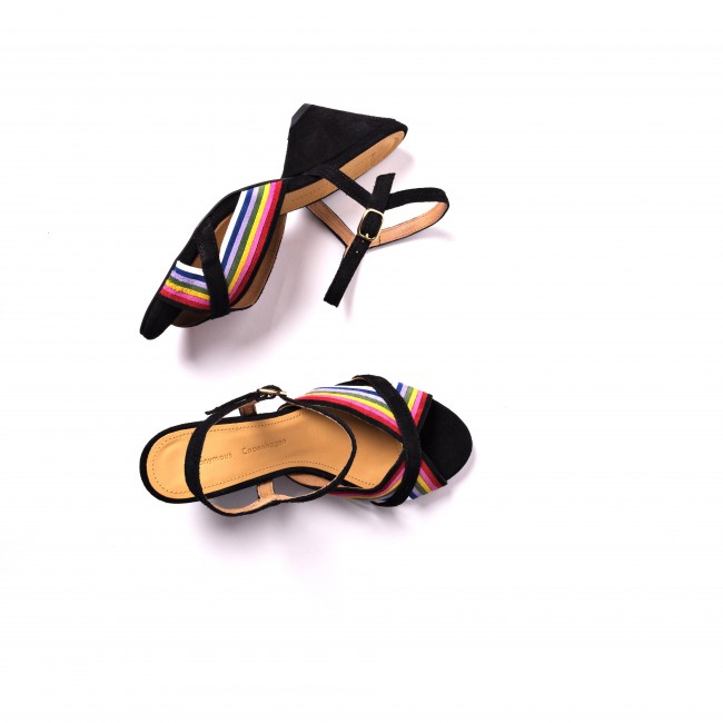 Kristine multicolor sandals