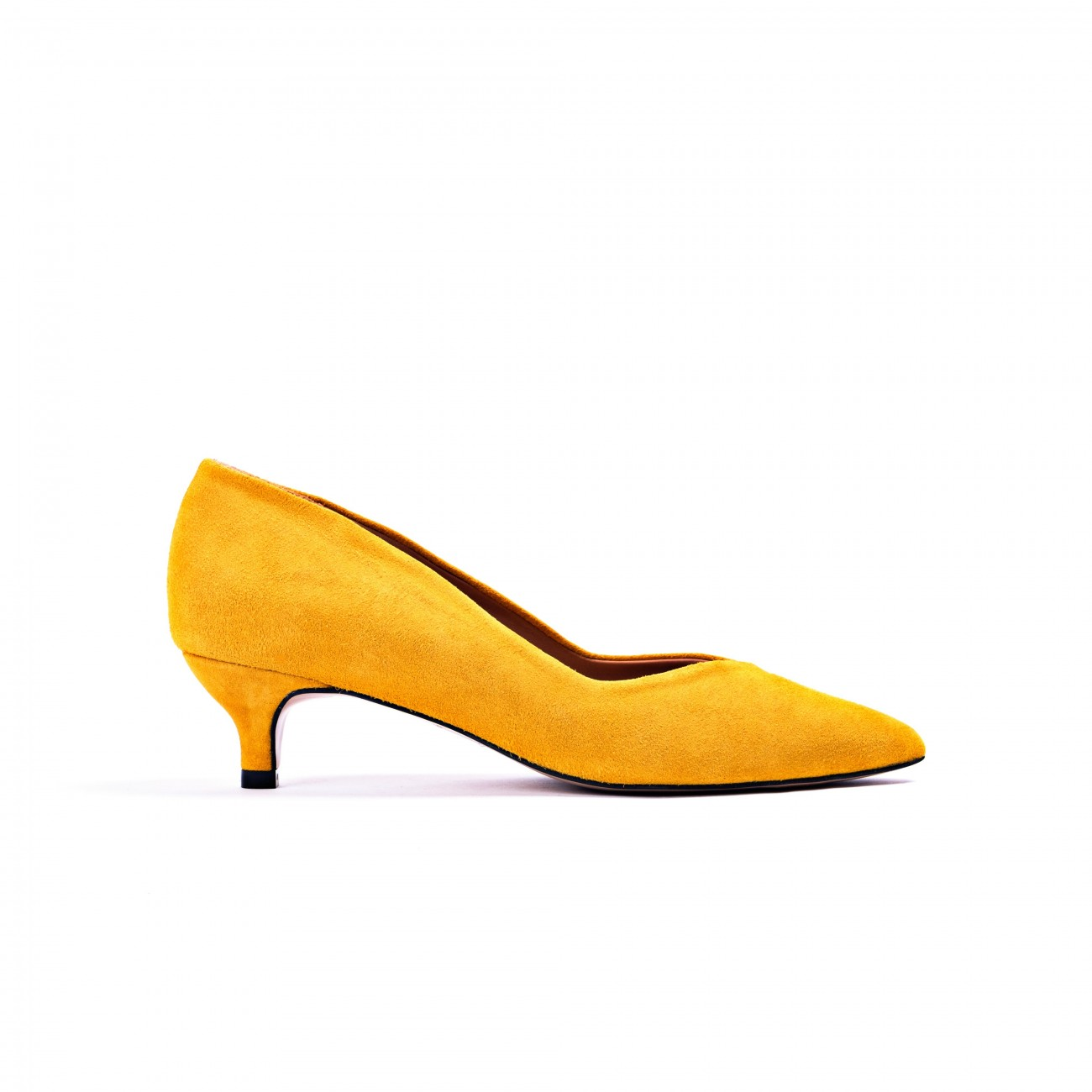 Landi suede yellow