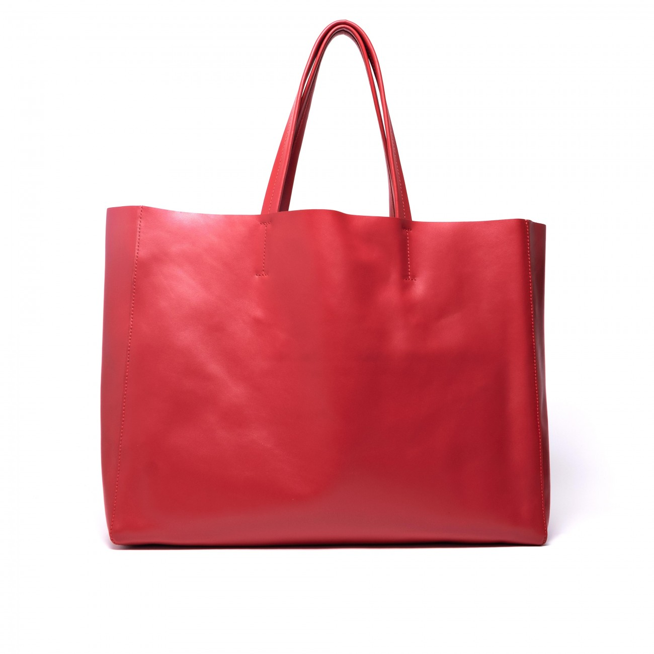 Brigit bag red cherry