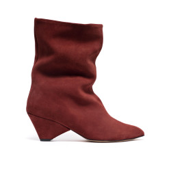 Vully suede rust