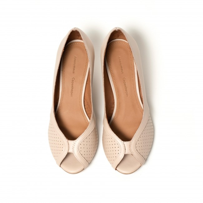 Tiffany soft calf Nude