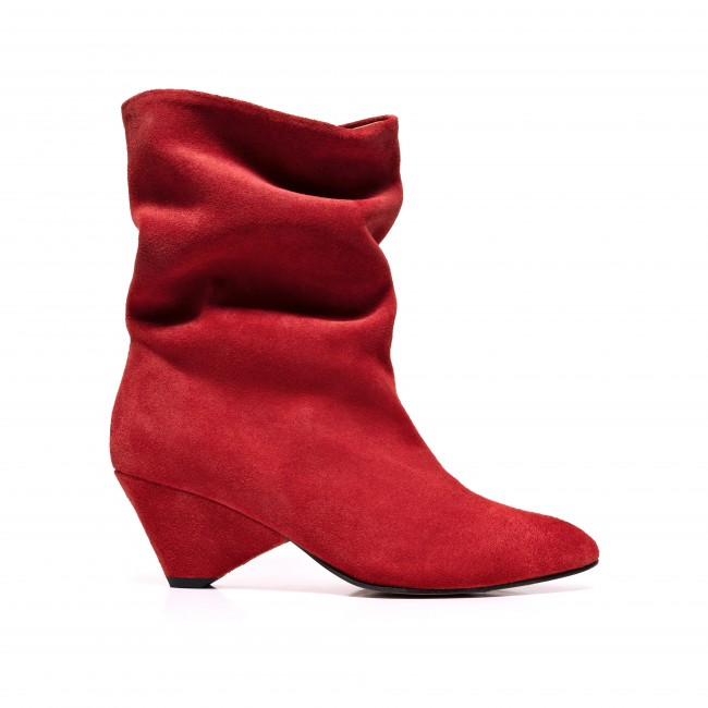 Vully Suede Lollipop red