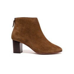 Miley 55 Suede Cinnamon
