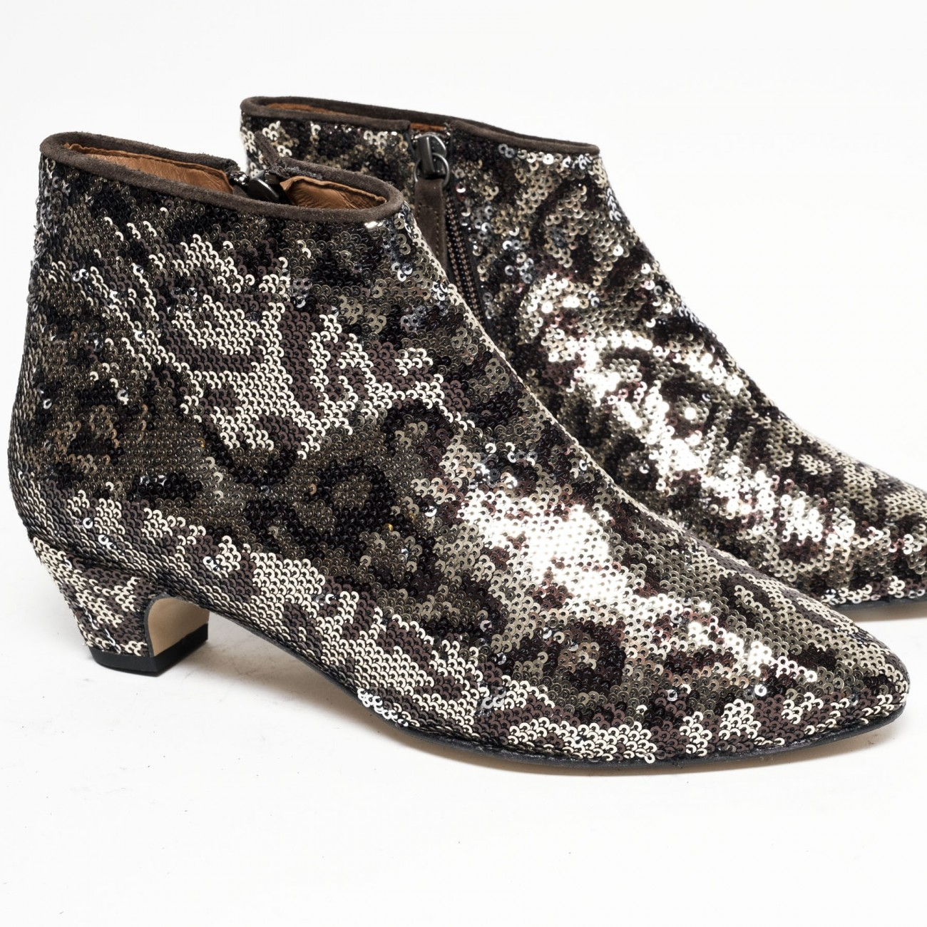 Kyra Sequins - Size 38