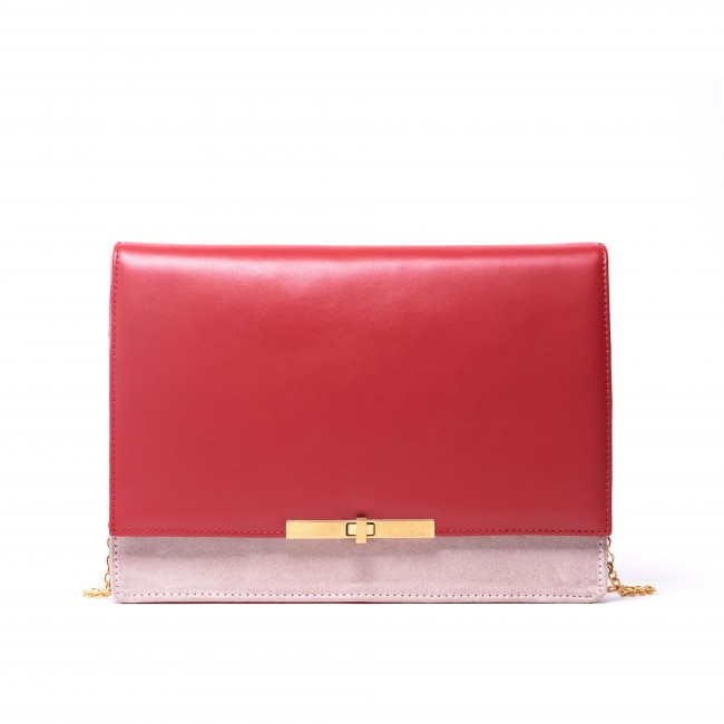 Gabriel Leather Red