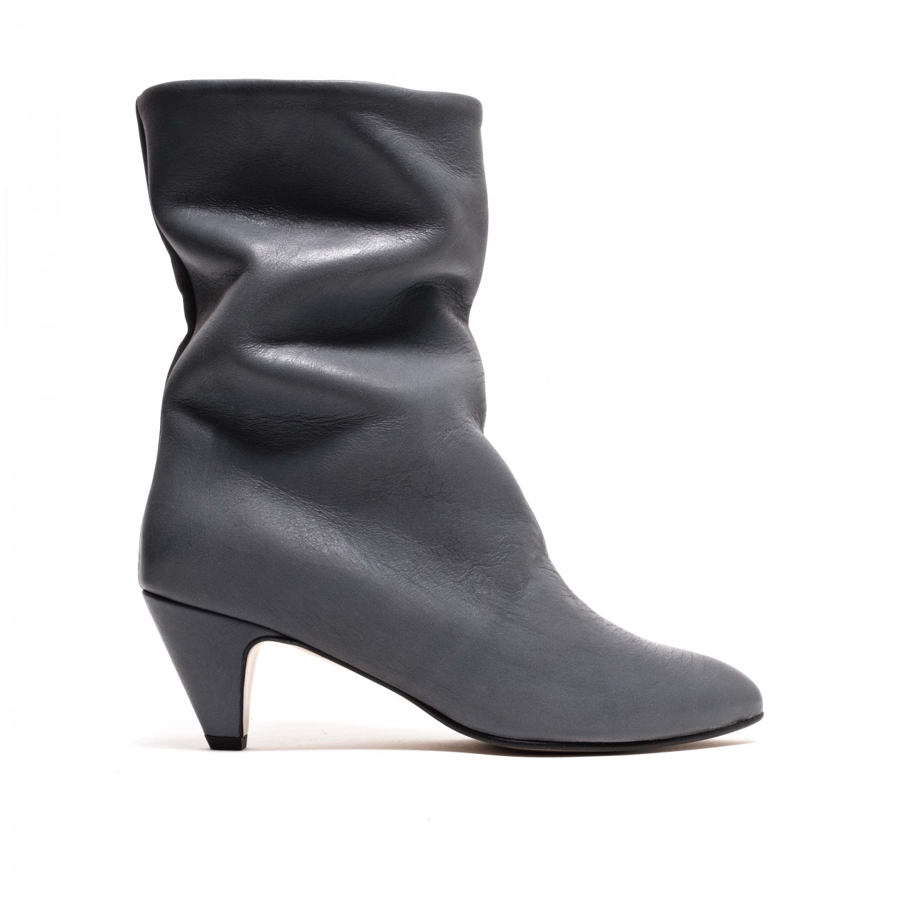 Vully 50 Stiletto Soft Calf Grey